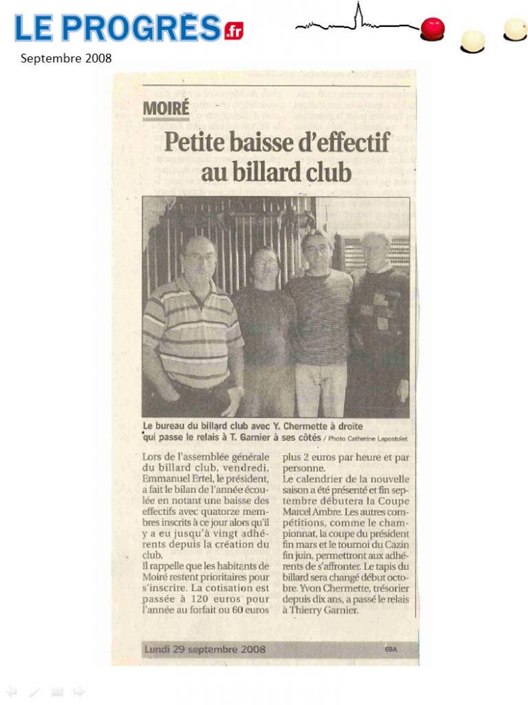 BCM dans la presse